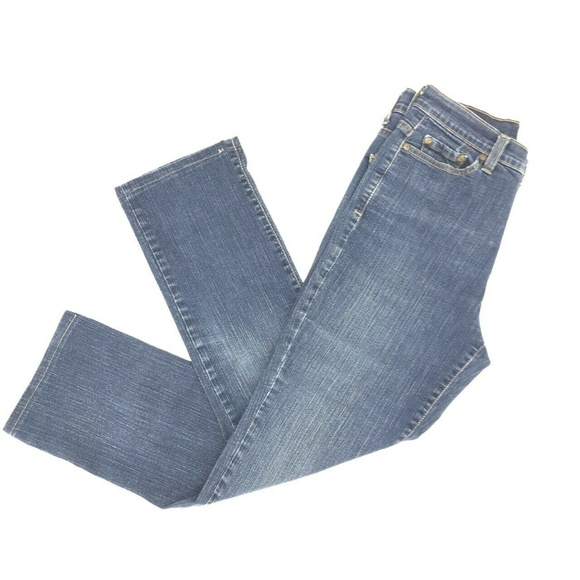 Levi's Denim - Levi's Perfectly Slimming 512 Straight Jeans Sz 8M